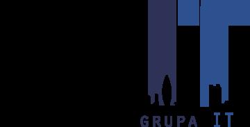 Ciemne logo RzIT
